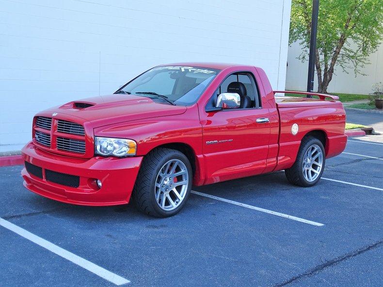 2005 Dodge Ram 1500 SRT 10