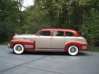 1941 cadillac fleetwood series 75 resto rod