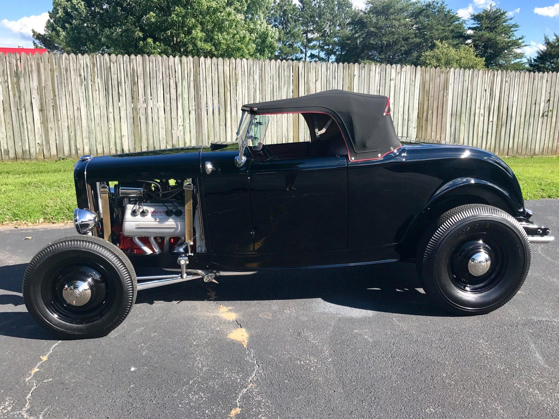 1932 ford roadster model 18