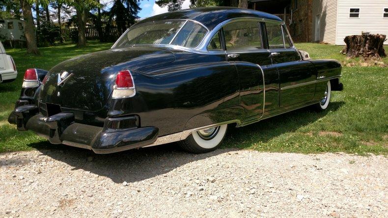 1951 cadillac 62 series