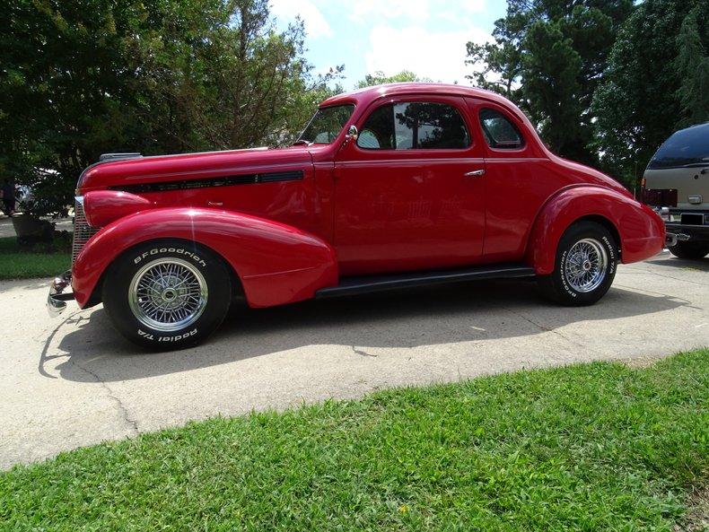 1937 Pontiac 5 Window Coupe
