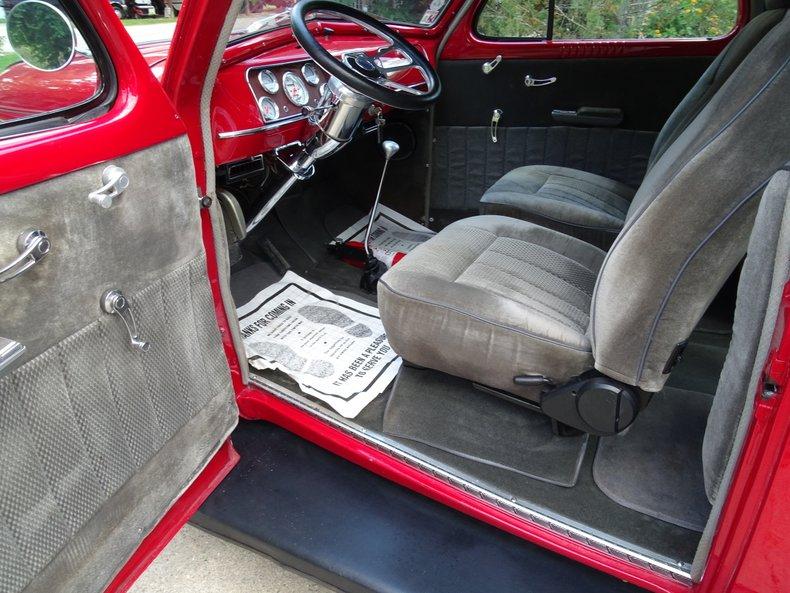 1937 pontiac 5 window coupe street rod