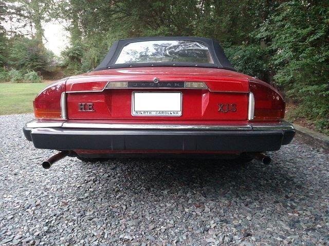 1982 jaguar xjs lynx spyder conversion