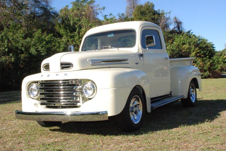1950 ford f1 resto mod