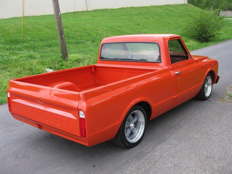 1970 chevrolet c10 short bed