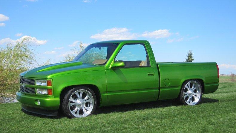 1990 Chevrolet SS 454 Short Bed