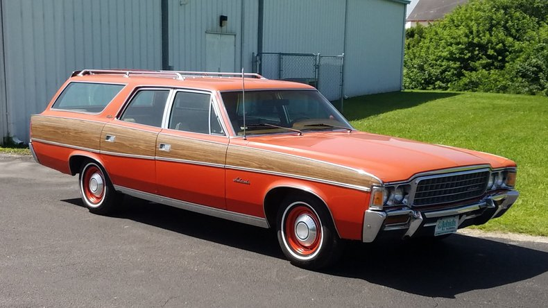 1972 american motors station wagon