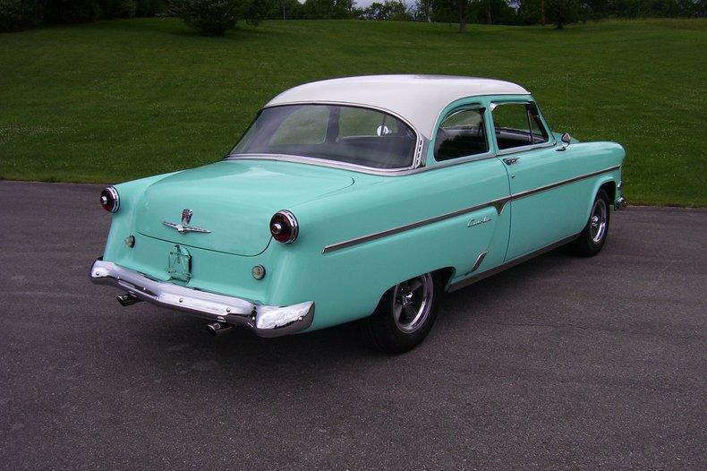 1954 ford tudor customline