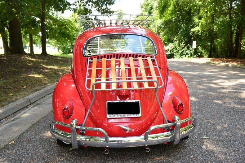 1960 volkswagen beetle bug