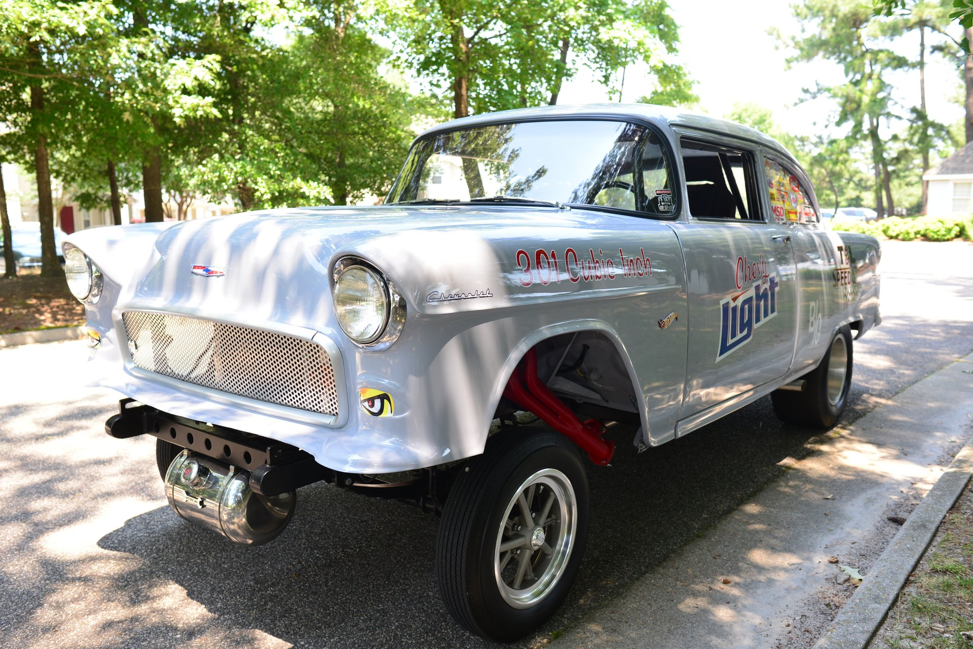 1955 chevrolet 150 gasser