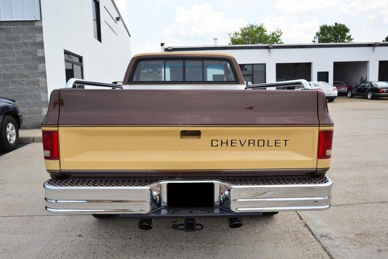 1977 chevrolet silverado 20 series