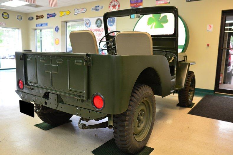 1946 jeep sports utility 4x4