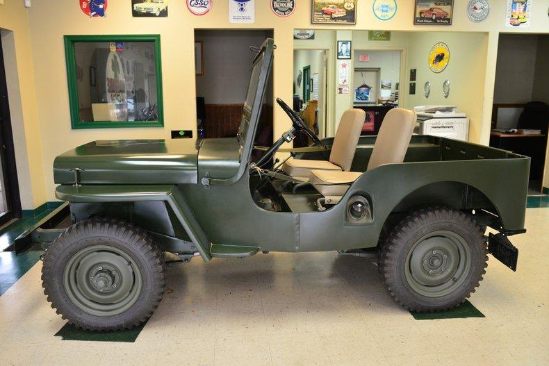 1946 Jeep Sports Utility