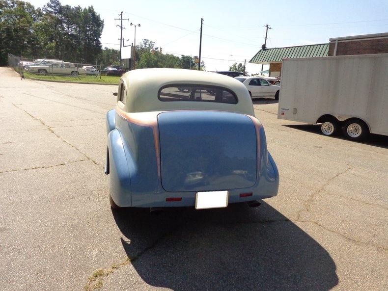 1939 chevrolet sedan street rod
