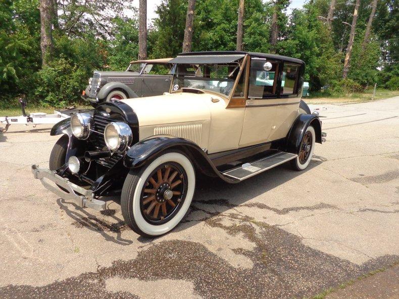 1923 Lincoln L