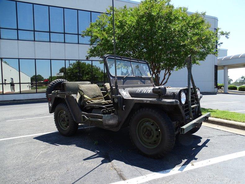 1964 Jeep M151