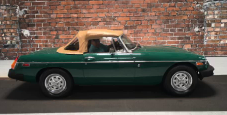 1976 mg mgb mark iv