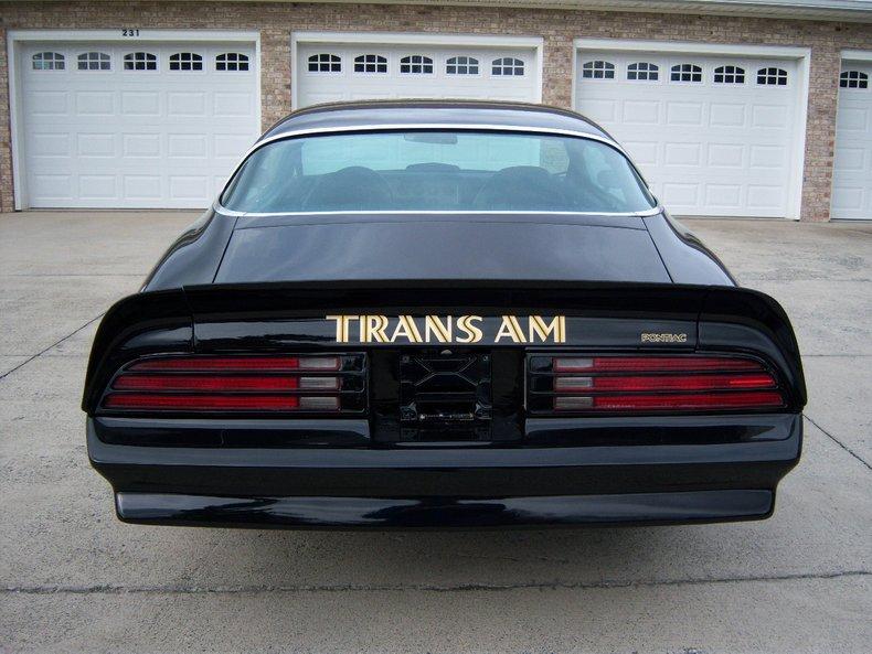1978 pontiac trans am ws6