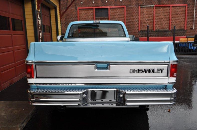 1977 chevrolet silverado trailering special