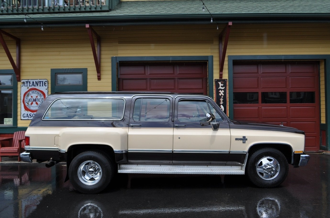 1986 chevrolet c 10 suburban