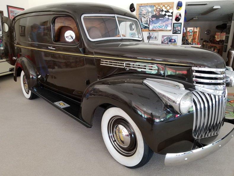 1941 chevrolet 3ak panel truck bt