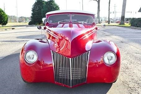 1939 ford roadster custom
