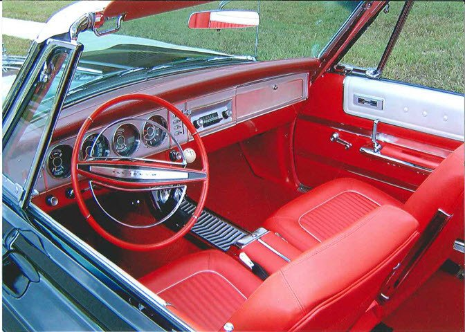 1964 plymouth sport fury deluxe