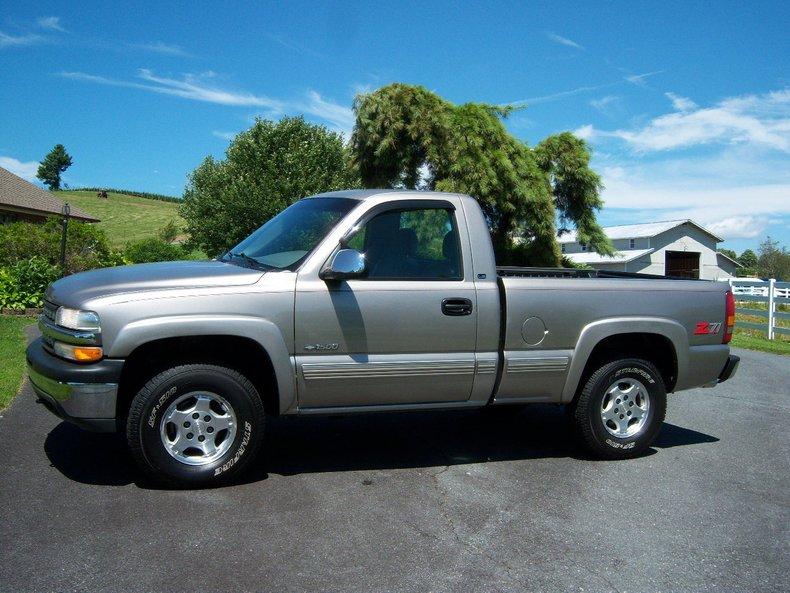 2000 Chevrolet 1500
