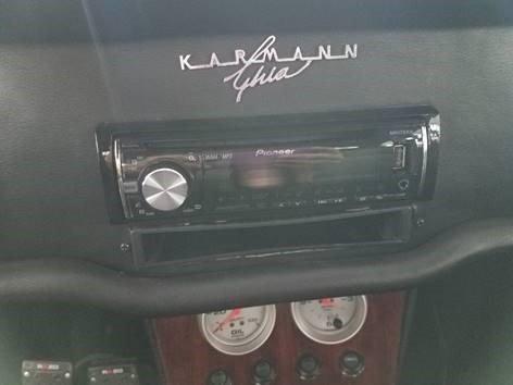 1973 volkswagen karmann ghia custom