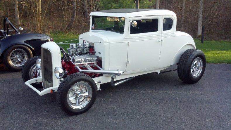 1930 Chevrolet 5-Window Coupe
