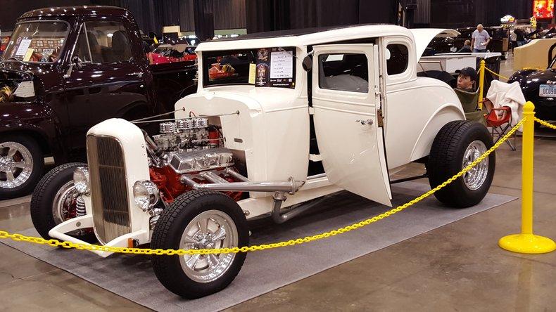 1930 chevrolet 5 window coupe