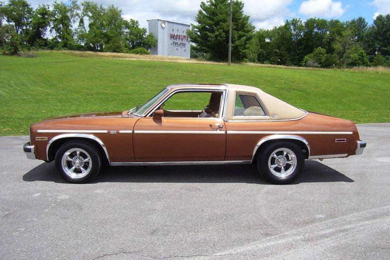 1979 chevrolet nova cabriolet