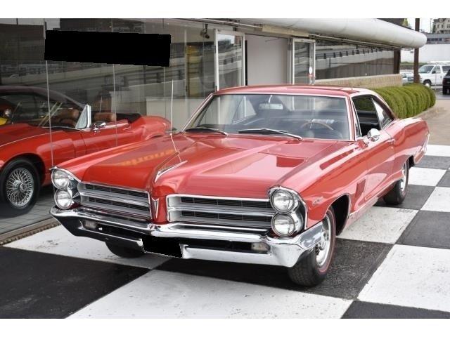 1965 pontiac catalina 2 2