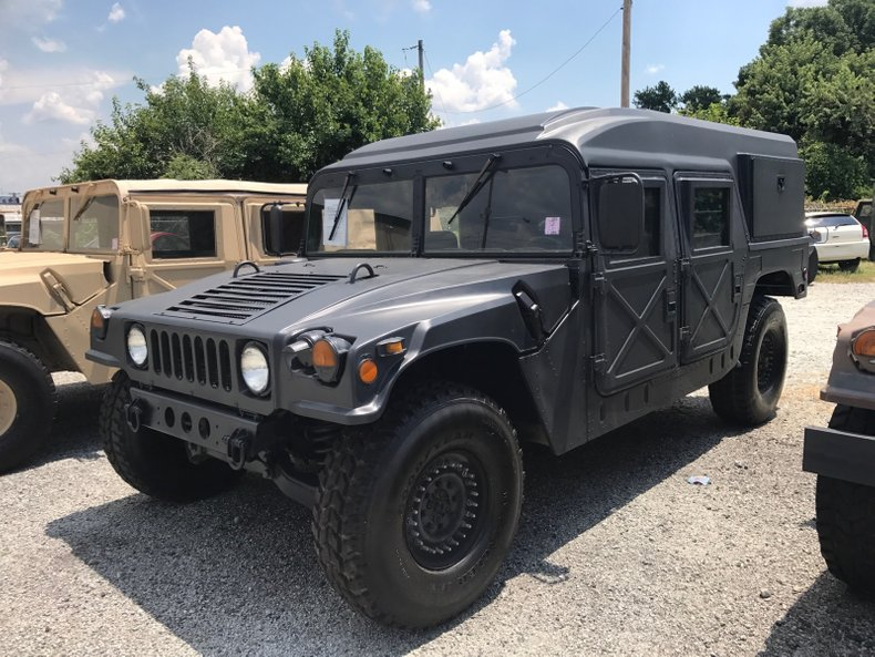 1992 AMG Humvee