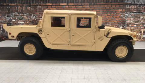1991 AMG Humvee