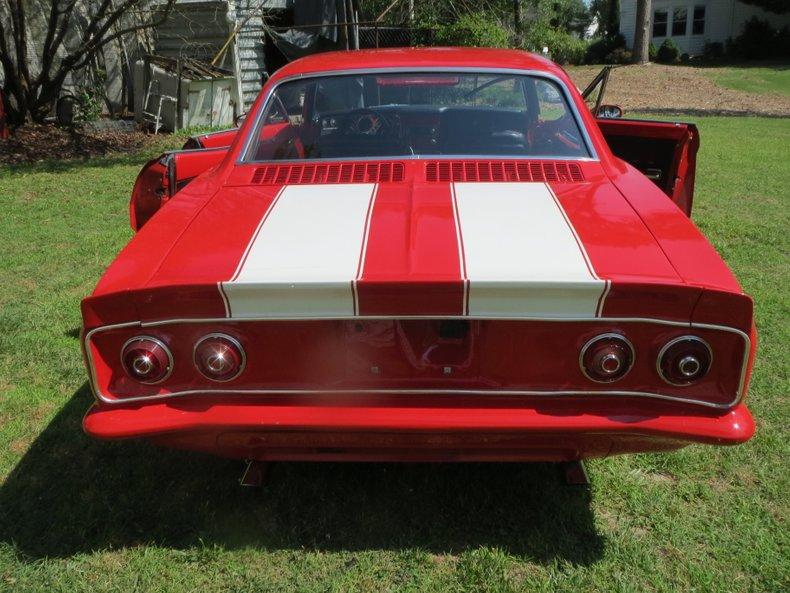 1967 chevrolet corvair custom
