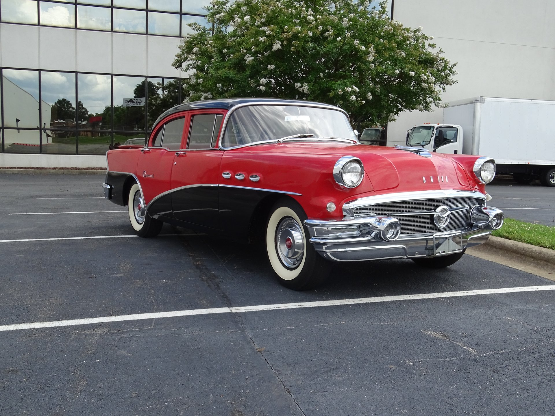 1956 buick special 40 series