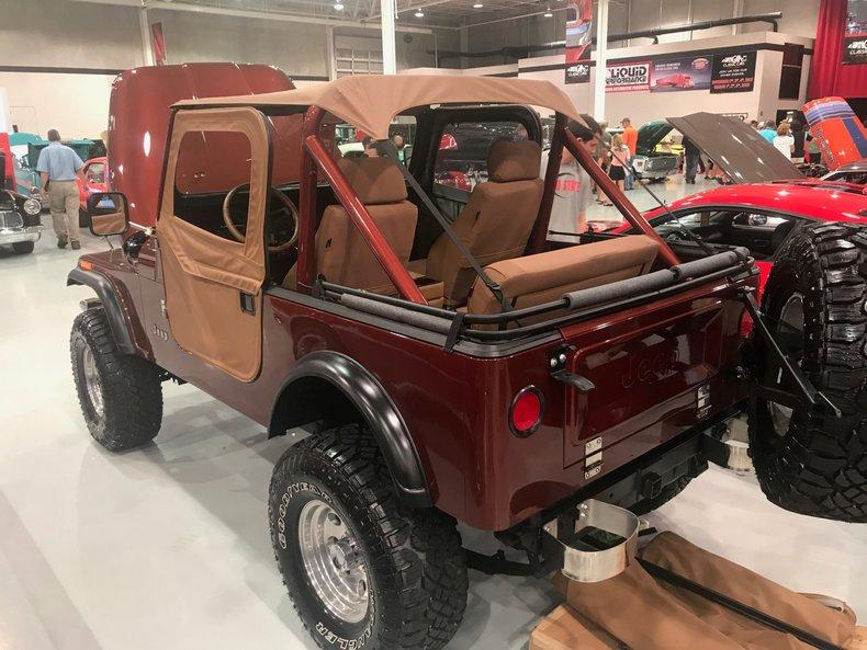1985 jeep cj 7