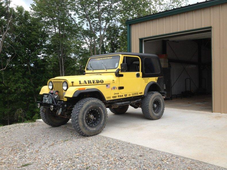 1985 American Motors Jeep