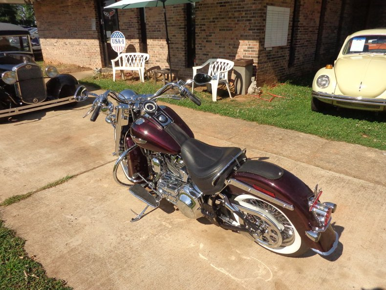 2005 harley davidson softail deluxe