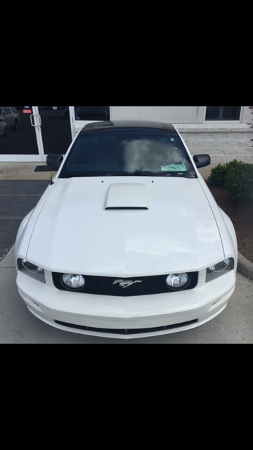 2009 ford mustang gt 45th anniversary edition