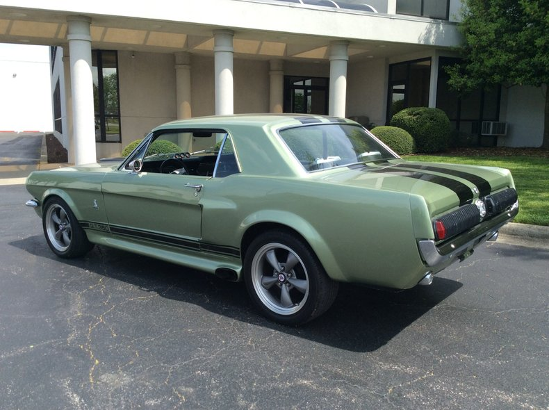 1966 ford mustang 350 gt replica