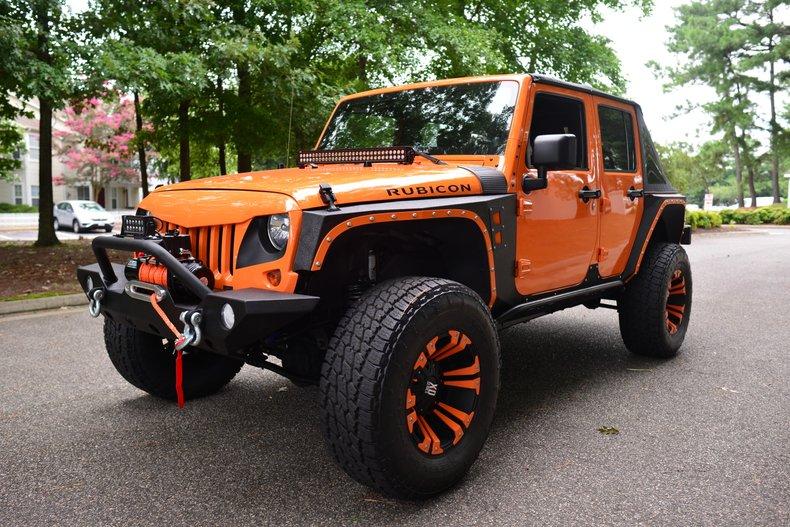 2012 Jeep J K Wrangler