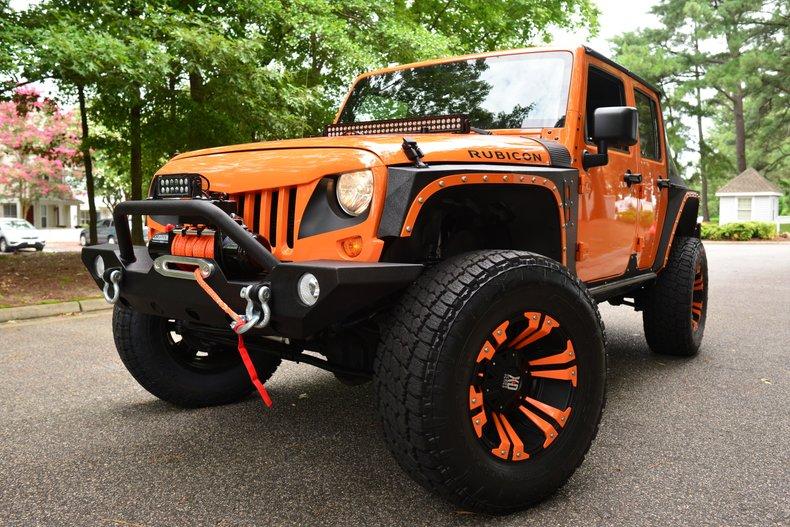 2012 jeep j k wrangler rubicon