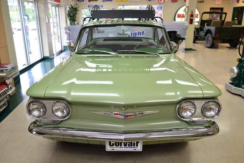 1960 chevrolet corvair club coupe