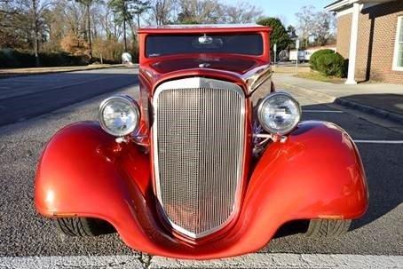 1935 chevrolet custom roadster