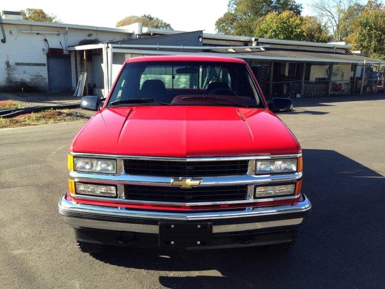 1995 chevrolet truck