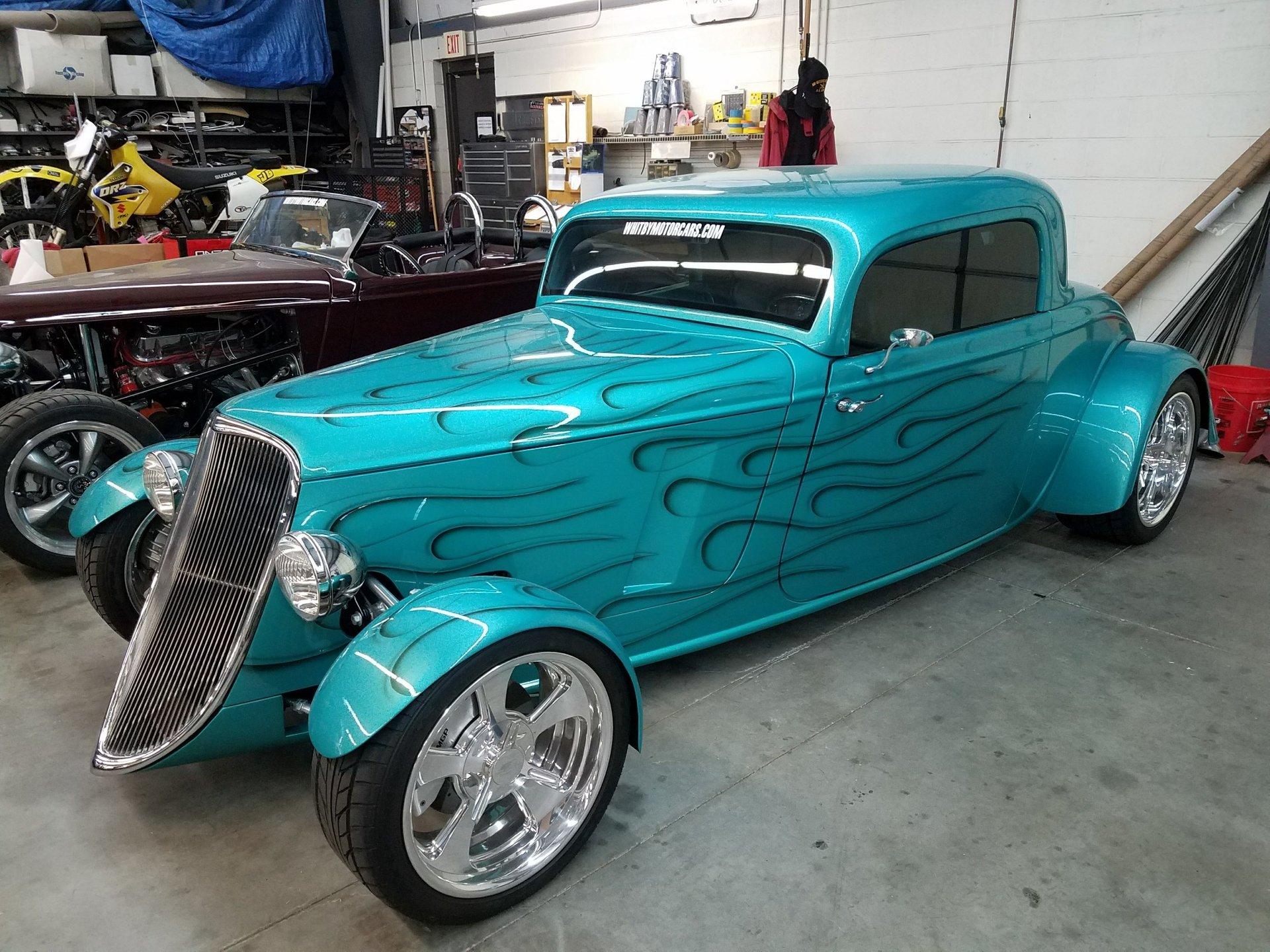 1933 ford replica