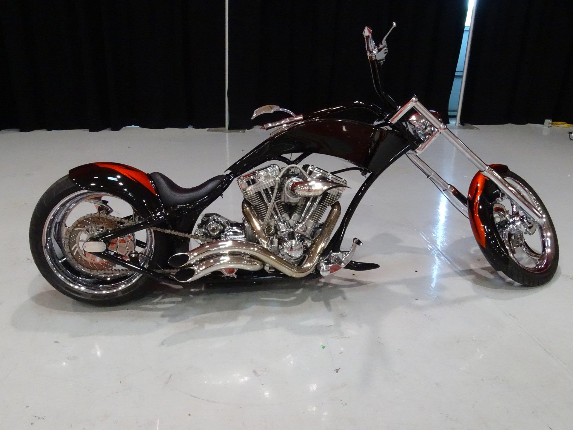 2006 chopper rigid
