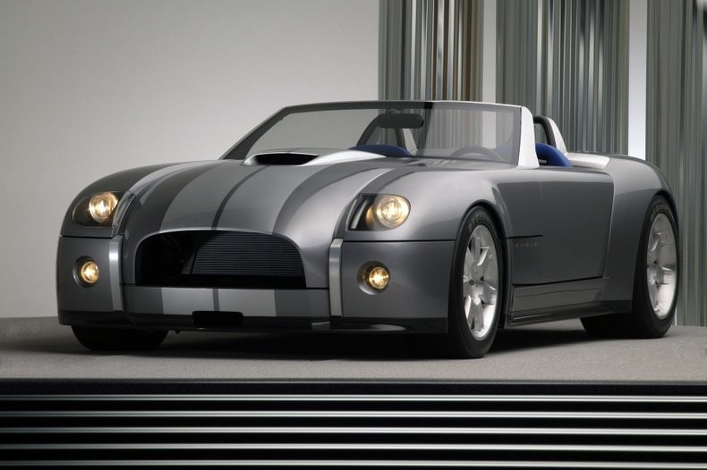2004 Ford Shelby Cobra Concept Car
